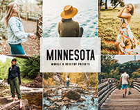 Free Minnesota Mobile & Desktop Lightroom Presets