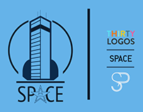 SPACE | #ThirtyLogos Project No. 1