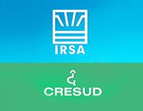 App IRSA/CRESUD