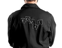 EQUAL Brand identity