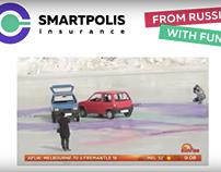 Car Curling: Insurance advertising