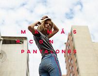#MamásConPantalones Street Cut