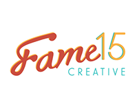 Fame 15 Creative - Logo Design
