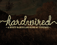 Hardwired Typeface