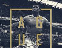 manchester city poster design