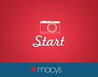 UI Design for 2016 Macy's Flower Show