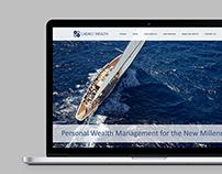 Caidao Wealth Web Design