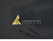Logo Arquitetando Espaços