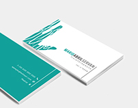 BUSINESS CARD PHYSICAL THERAPIST