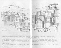 Sketchbook of Genoa