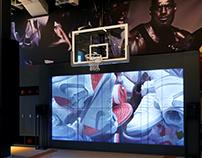 Draper, Inc. On-Site Photoshoot - Nike Store Soho