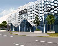 Interiorismo y ampliación de oficinas para Suavinex