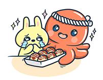 Takoyaki Lover!
