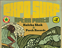 Kulcha Shok - Surf Expo After Party
