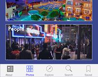 Prototype: Travel App: Adobe XD