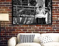 Street Photography canvas