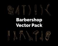 Barbershop Vector Pack