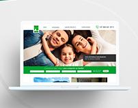 Sitio Web Quintas del Molino