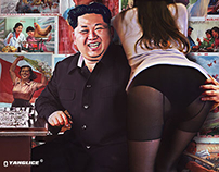 Lovely Kim Jong-un
