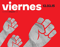 Revista Viernes / 13.03.15
