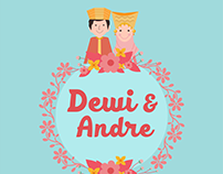 Kanan Studio Project for Dewi dan Andre