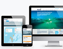Faroe Petroleum plc Corporate website