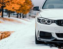 BMW 440i Mperformance Parts