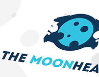 The MoonHeads - logo