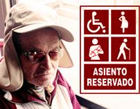 Asiento Reservado - Línea T