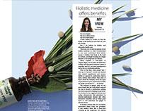 Holistic Medicine Page.