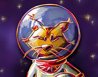 Lynx cosmonaute