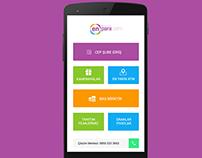 enpara.com App - Android UI Redesign
