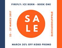 March Kobo Promo Campaign