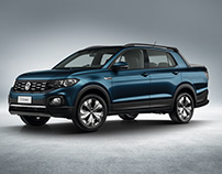 Volkswagen T-Cross Pickup
