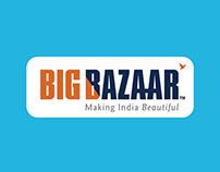 Big Bazaar - Assorted Campaign Work