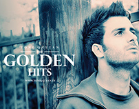 Golden Hits Album Cover Art