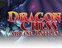 Dragon Chess Board Game
