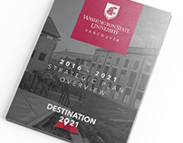 Strategic Plan for WSU Vancouver