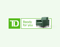 BRAND PLATFORM: TD - Ready for you