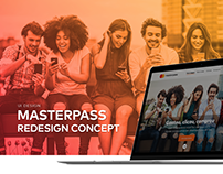 Masterpass | Redesign Concept