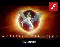 French Official Movie Websites for Metropolitan Films