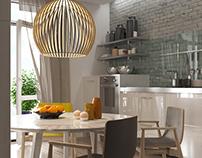 Small apartments in Kiev