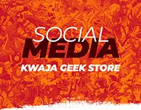 Social Media - Kwaja Geek Store