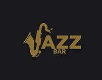 """""""Jazz Bar""""Logo Concept"""