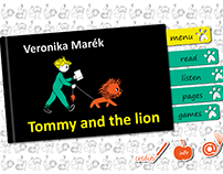 Tommy and the lion app