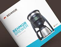 Behmor Branding
