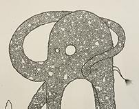 Wild animal - Elephant