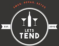 Logo design for Lets Tend