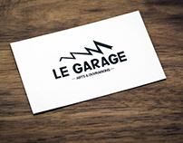 LE GARAGE cards