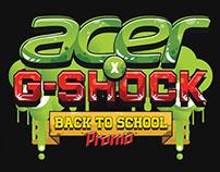 Acer x G-Shock